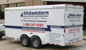 Midwestern Services Trailer