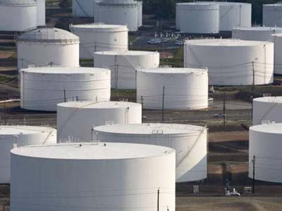 Crude Oil Tank Farms
